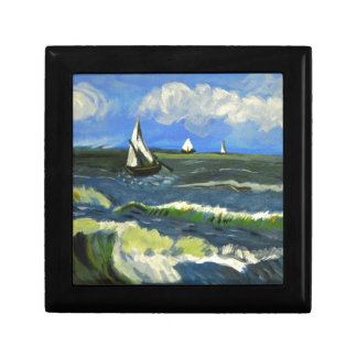 Seascape at Saintes-Maries, Van Gogh Gift Box