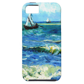 Seascape at Saintes-Maries, Vincent Van Gogh Case For The iPhone 5