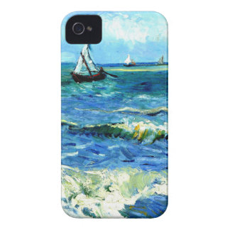 Seascape at Saintes-Maries, Vincent Van Gogh Case-Mate iPhone 4 Case