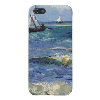 Seascape at Saintes Maries - Vincent Van Gogh iPhone 5 Case