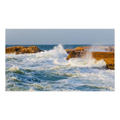 Seascape Business Cards