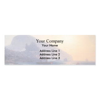 Seascape by Ivan Aivazovsky Business Cards