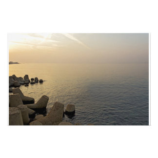 Seascape Personalized Stationery
