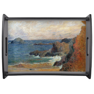 Seascape Serving Trays