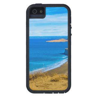 Seascape View from Punta del Marquez Viewpoint iPhone 5 Case
