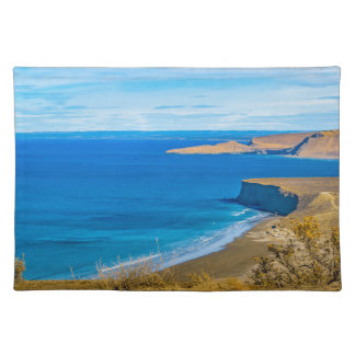 Seascape View from Punta del Marquez Viewpoint Placemat