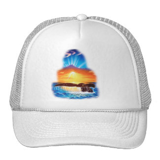 Seascapes Collection by FishTs.com Trucker Hats
