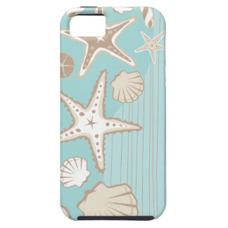 Seashell beach seaside iphone cover