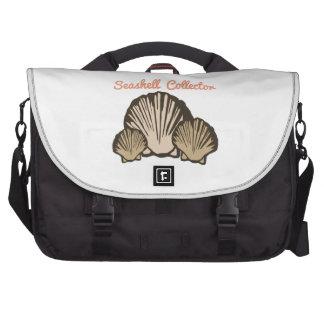 Seashell Collector Laptop Bags