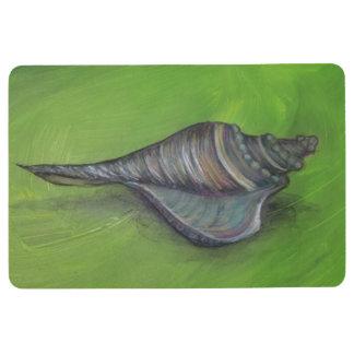 seashell painting floormat floor mat