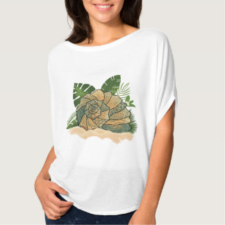 Seashell patterns T-Shirt