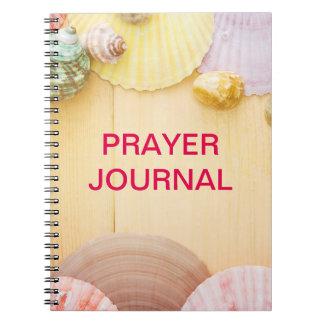 Seashell Prayer Journal