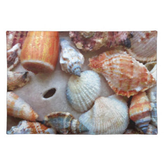 Seashells by the Seashore Placemat