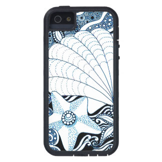 Seashells Case For The iPhone 5