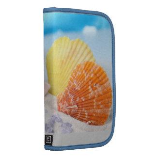 Seashells Folio Smartphone Organizers