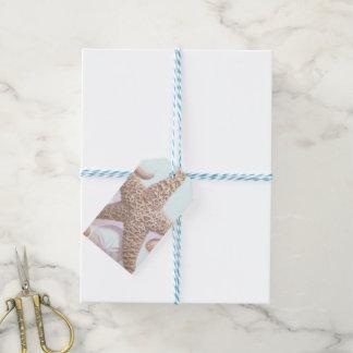 Seashells Gift Tags