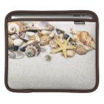 Seashells iPad Sleeve