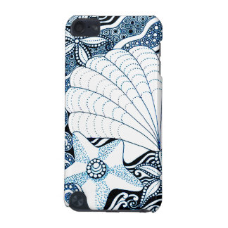Seashells iPod Touch 5G Cover