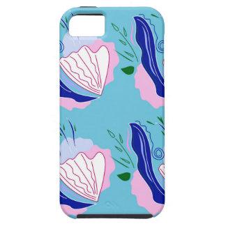 Seashells original hand painted art iPhone 5 case