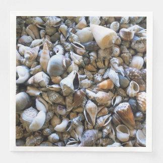 """""""Seashells"""" Paper Napkins"""