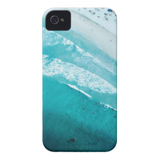 Seashore Aerial Photography during Daytime iPhone 4 Case-Mate Case