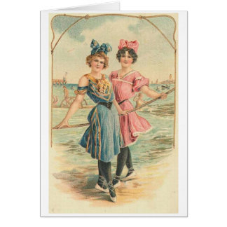 Seashore Beauties Card
