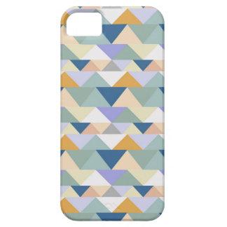 Seashore Geometric Triangle iPhone 5 Covers