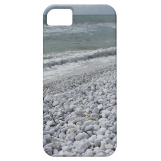 Seashore of a beach in a cloudy day at summer iPhone 5 covers