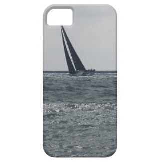 Seashore of beach during regatta iPhone 5 covers