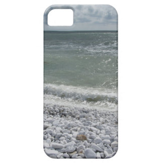 Seashore of beach in a cloudy day at summer iPhone 5 cover