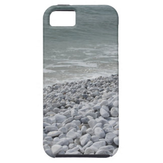 Seashore of beach in a cloudy day at summer iPhone 5 covers