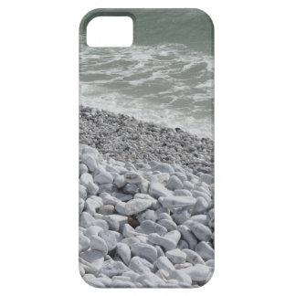 Seashore of Marina di Pisa beach in a cloudy day iPhone 5 Cover