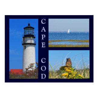 Seashore Scenes Post Card