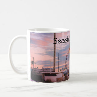 Seaside Funtown Pier Coffee Mug