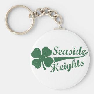 Seaside Heights NJ St Patty s Day Key Chain