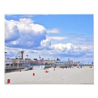 Seaside Heights Photo Print