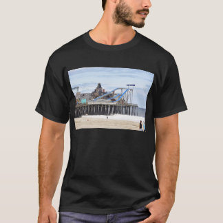 Seaside Heights Pier - Overcoming Sandy T-Shirt
