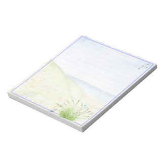 Seaside Notepad