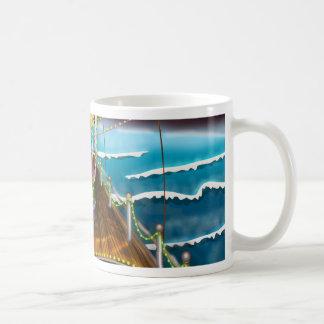Seaside Peer Arcade Funfair Coffee Mug