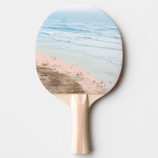 Seaside Ping Pong Paddle