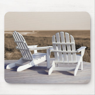 Seaside Relaxation Mouse Pad