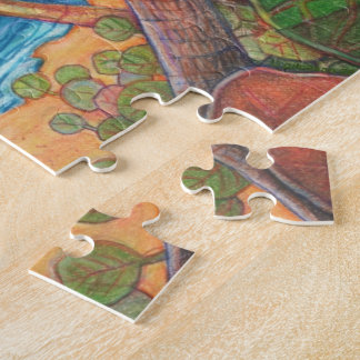 Seaside Stroll Jigsaw Puzzle
