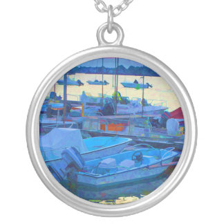Seaside Sunset Necklace
