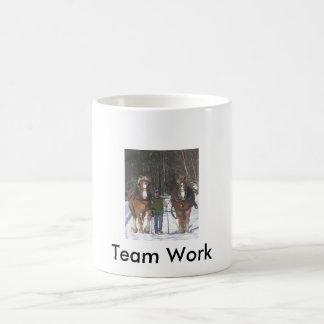 season 003, Team Work Mugs