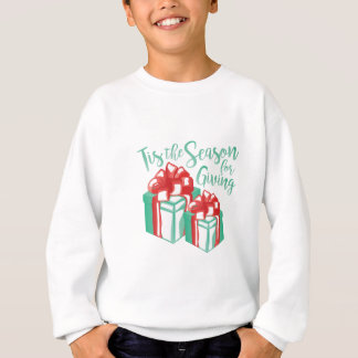 Season For Giving Sweatshirt