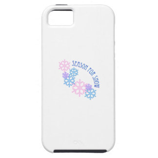 Season For Snow iPhone 5 Cases