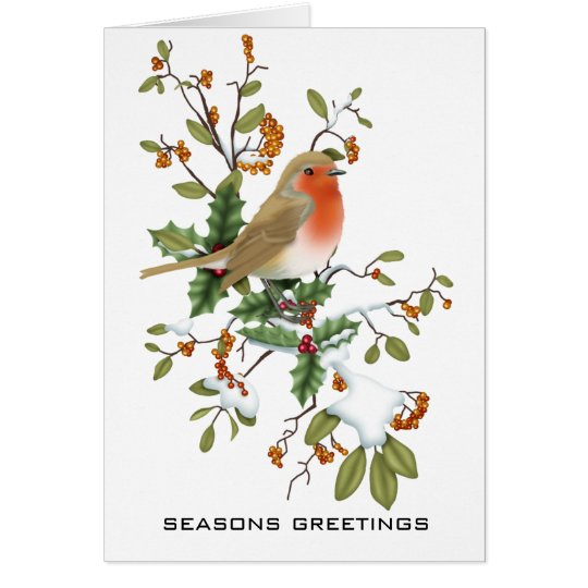 Season Greetings Card