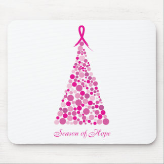 Season of Hope - Breast Cancer Mouse Pad