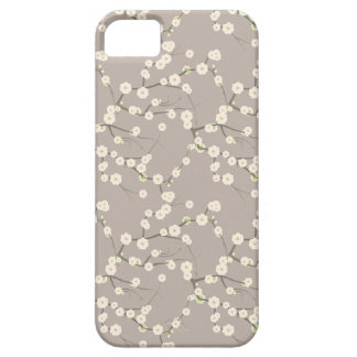 Season of Love in Light Brown iPhone 5 Cover