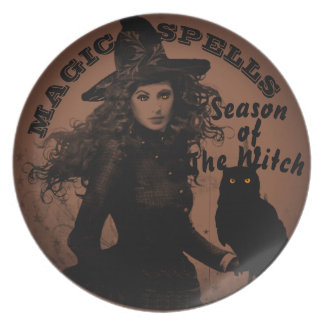 Season of the Witch Collection Plate